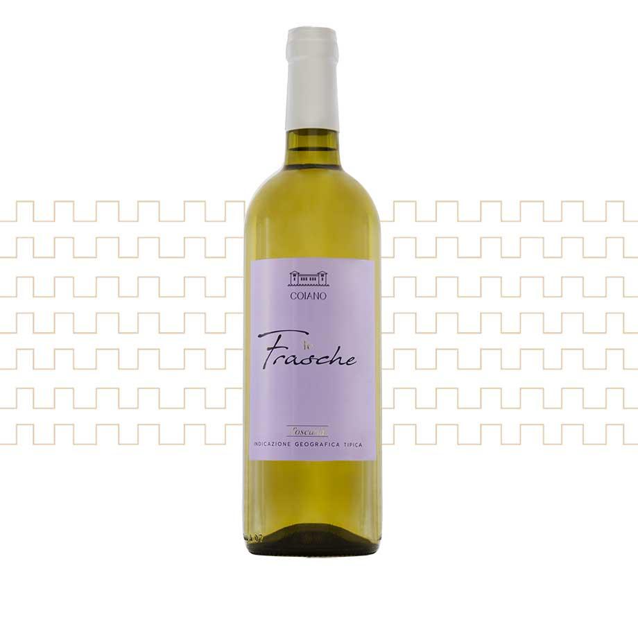 vino bianco toscano Le Frasche